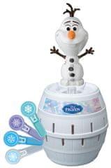 Tomy Frozen společenská hra Vyskakovací Olaf