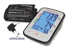Kardio Test ciśnieniomierz elektroniczny KTA-K3 + zasilacz