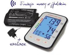 Kardio Test ciśnieniomierz KTA-K6 Comfort + zasilacz
