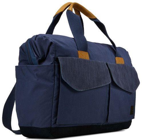 """Case Logic LoDo taška na notebook 15,6"""" (CL-LODB115DBL) modrá"""