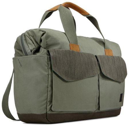 """Case Logic LoDo (LODB115PTG) Notebook táska, Világoszöld, 15,6"""""""