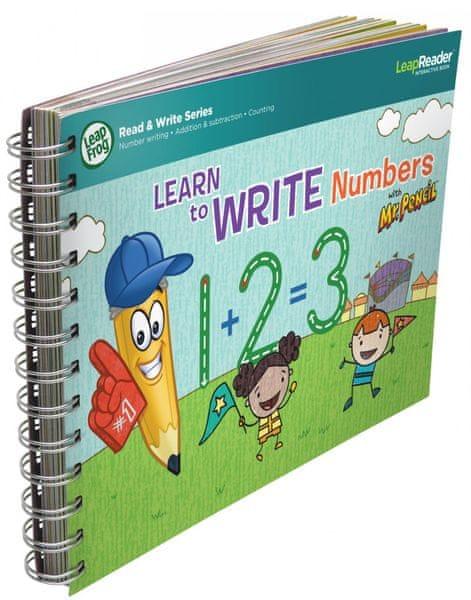 LeapFrog Interaktivní knížka Učíme se čísla