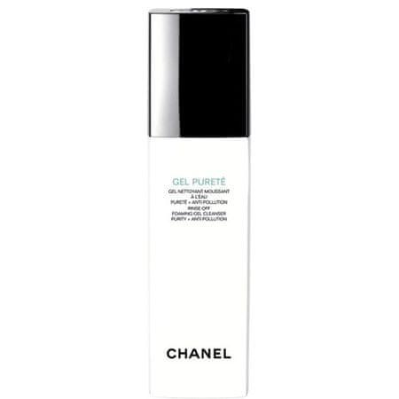Chanel Čisticí gel pro smíšenou až mastnou pleť Gel Pureté (Rinse-Off Foaming Gel Cleanser) 150 ml