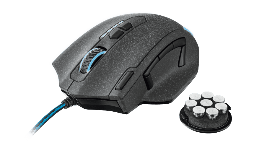 Trust GXT 155 Caldor Gaming Mouse 20411
