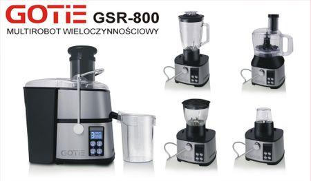 Gotie robot kuchenny GSR-800