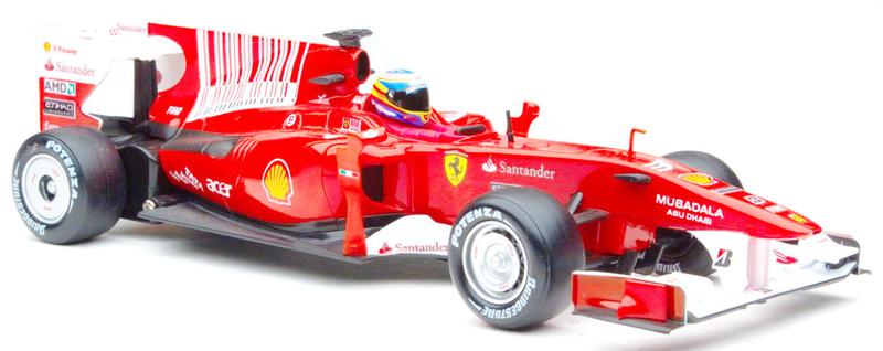 Ferrari R/C model 1:20 F10 Formule