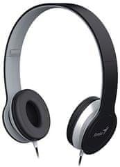 Genius headset HS-M430 Black (31710197100)