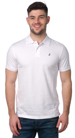 PeakPerformance férfi galléros póló XL fehér