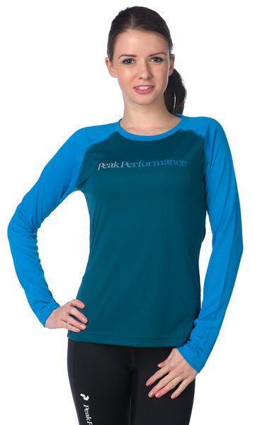 Peak Performance dámské funkční tričko XS modrá