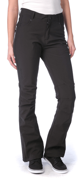 MEATFLY W Snb kalhoty Tiny aw15 S černá - II. jakost