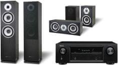 Denon AVR-X520BT + Pure Acoustics Spark