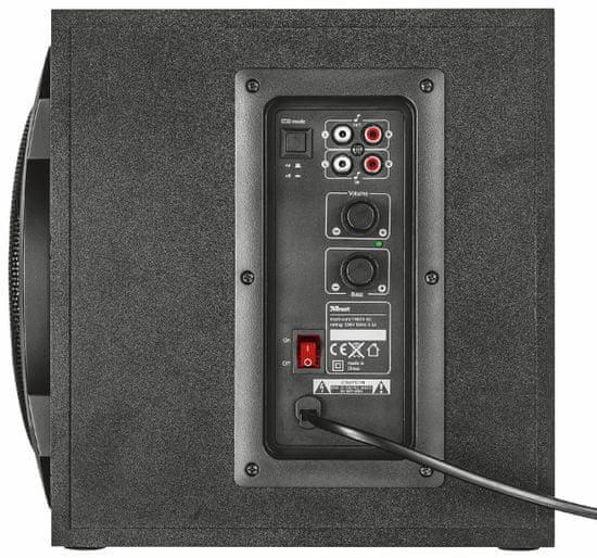 Trust głośniki GXT 628 2.1 Illuminated Speaker Set Limited Edition (20562)