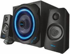 Trust GXT 628 2.1 Illuminated Speaker Set Limited Edition, černé (20562)