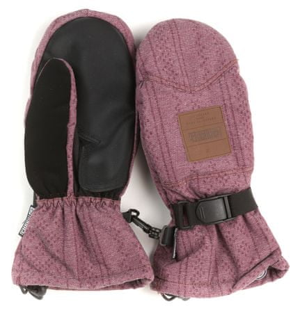 Nugget dámské rukavice Maple S fialová