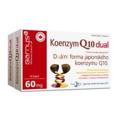 Barnys Koenzym Q10 Dual 60mg 1+1 cps.60