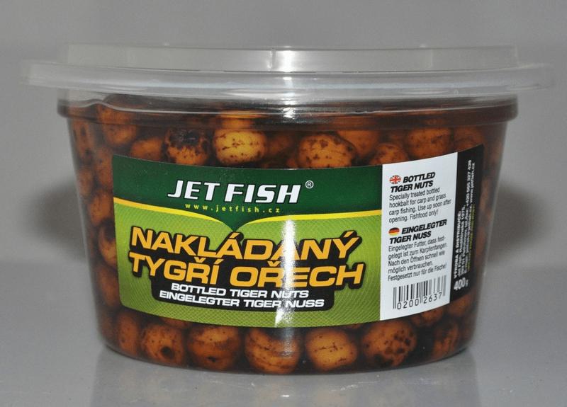 Jet Fish tygří ořech nakládaný 400 g