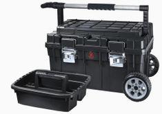 PATROL skrzynka na kółkach Wheelbox HD Trophy 3 - czarna