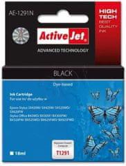 ActiveJet kompatibilna kartuša za Epson T1291, črna
