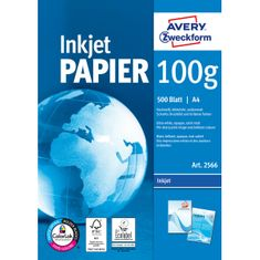 Avery Zweckform Papir Zweckform 2566 , 100g, 500 listov