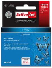 ActiveJet kompatibilna kartuša za Epson T1292, cyan