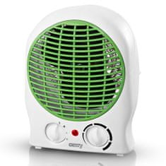 Camry Električni grelnik, zelen, 2000W (CR7706G)