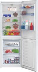 BEKO CSA 340 K30W Szabadonálló kombinált hűtőszekrény