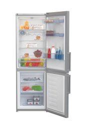 BEKO CSA 365 KD0X Kombinált hűtőszekrény