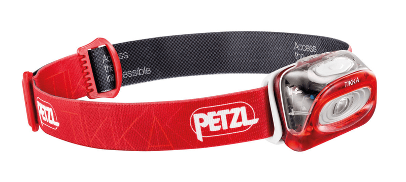 Petzl Tikka red