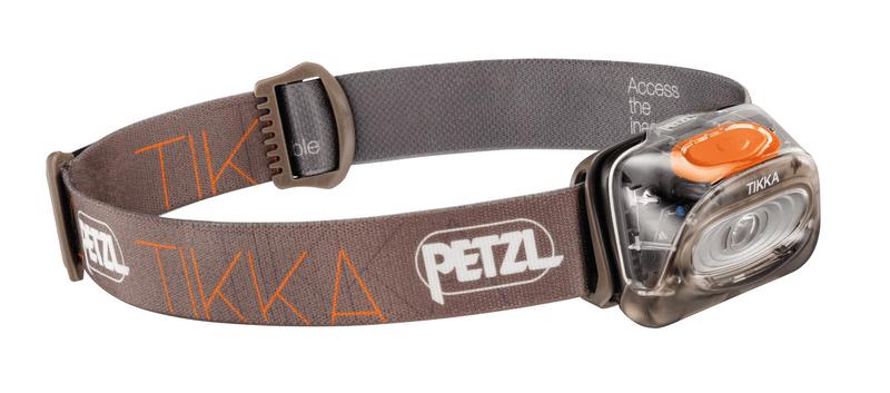 Petzl Tikka brown
