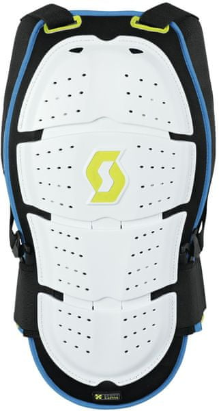 Scott Back Protector Jr X-Active white XS