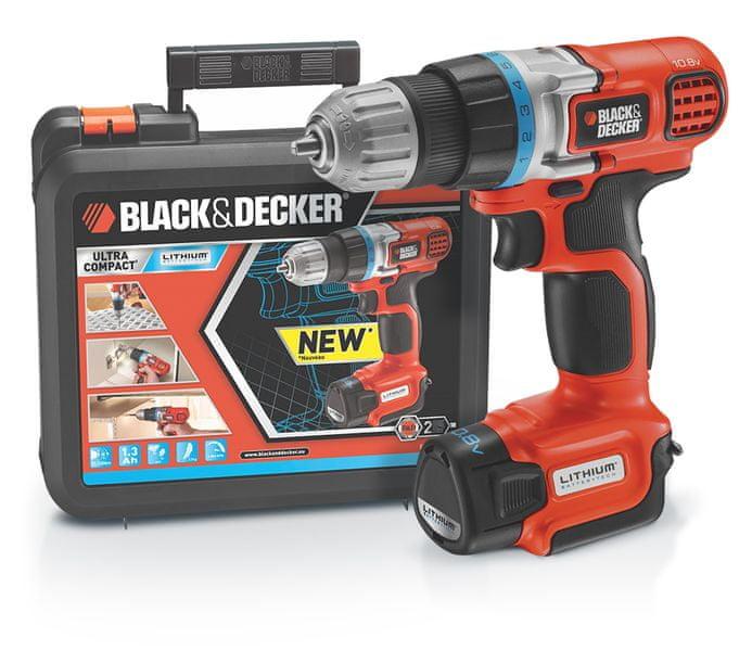 Black+Decker EGBL108KA10 - II. jakost