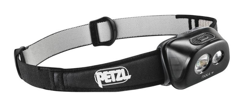 Petzl Tikka Plus black