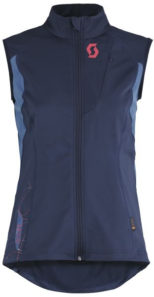 Scott Thermal Vest W's Actifit black iris M