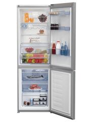 BEKO RCNA365E30ZX Szabadonálló kombinált hűtőszekrény