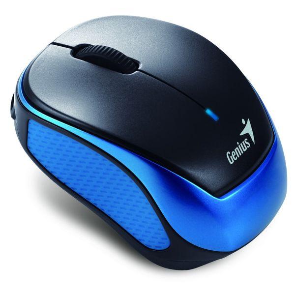 Genius Micro Traveler 9000R V2 (31030111100) černo modrá