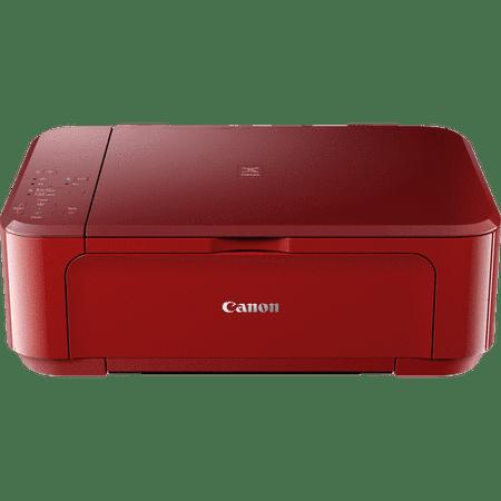 Canon večfunkcijska naprava Pixma MG3650, rdeča
