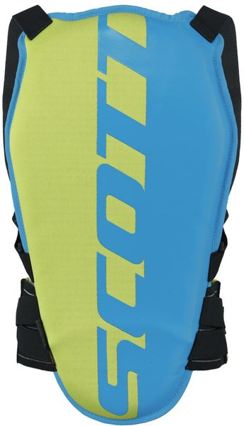 Scott Back Protector Jr Actifit vibrant blue/green XS