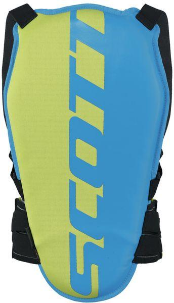Scott Back Protector Jr Actifit vibrant blue/green XS