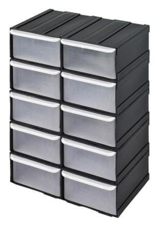 PATROL szufladki warsztatowe (czarne)