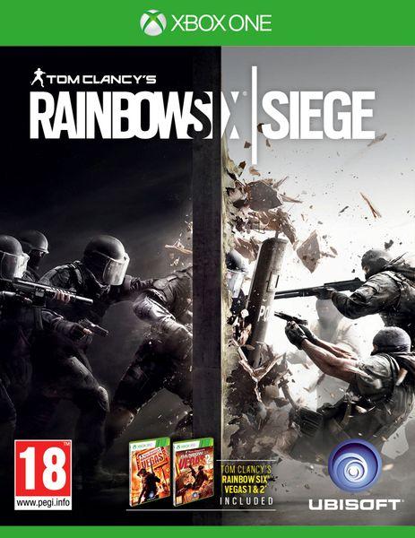Ubisoft Tom Clancy's Rainbow Six: Siege / Xbox One