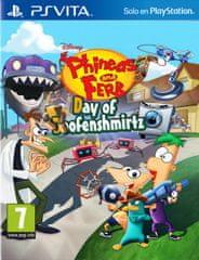 SONY Phineas & Ferb: Day of Doofenshmirtz / PS Vita