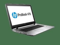 HP prenosnik ProBook 470 G3 i5/8/1T//R7/W7/10Pro (W4P78EA)