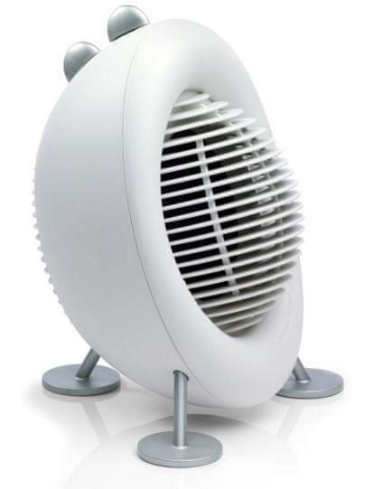 Stadler Form Teplovzdušný ventilátor MAX - bílý