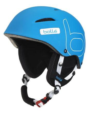 Bollé smučarska čelada B-style, soft blue 58 - 61