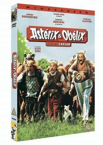 Asterix a Obelix - DVD