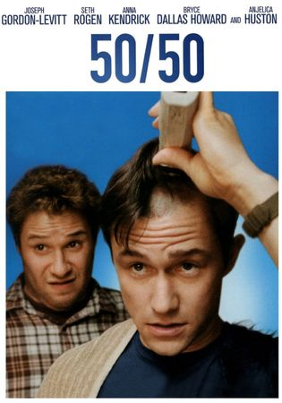 50/50 - DVD