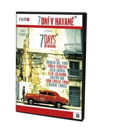 7 dní v Havaně - DVD