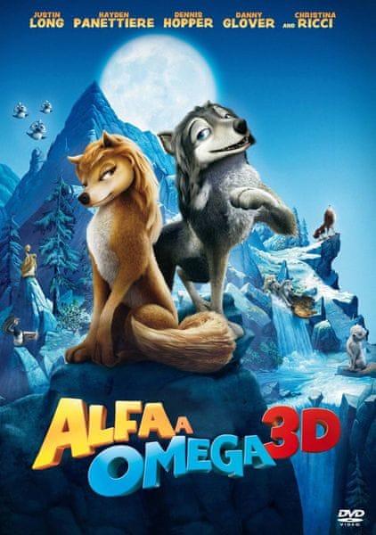 Alfa a Omega - DVD