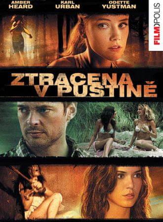 Ztracena v pustině - DVD