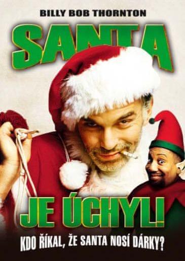 Santa je úchyl - DVD